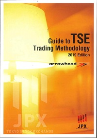 2019 Edition Guide to TSE Trading Methodology